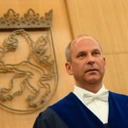 Urteilt: Roman Poseck, Präsident des Hessischen Staatsgerichtshofs