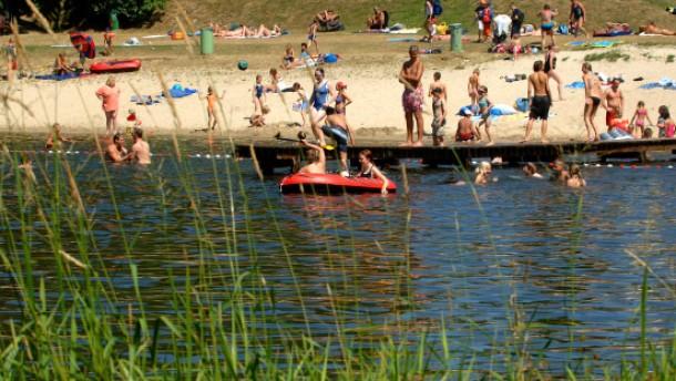 Wasserqualität in Badeseen ausgezeichnet
