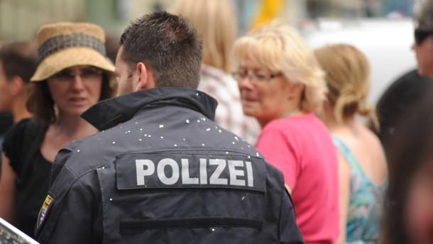 Polizeipräsident Thiel räumt Fehler ein