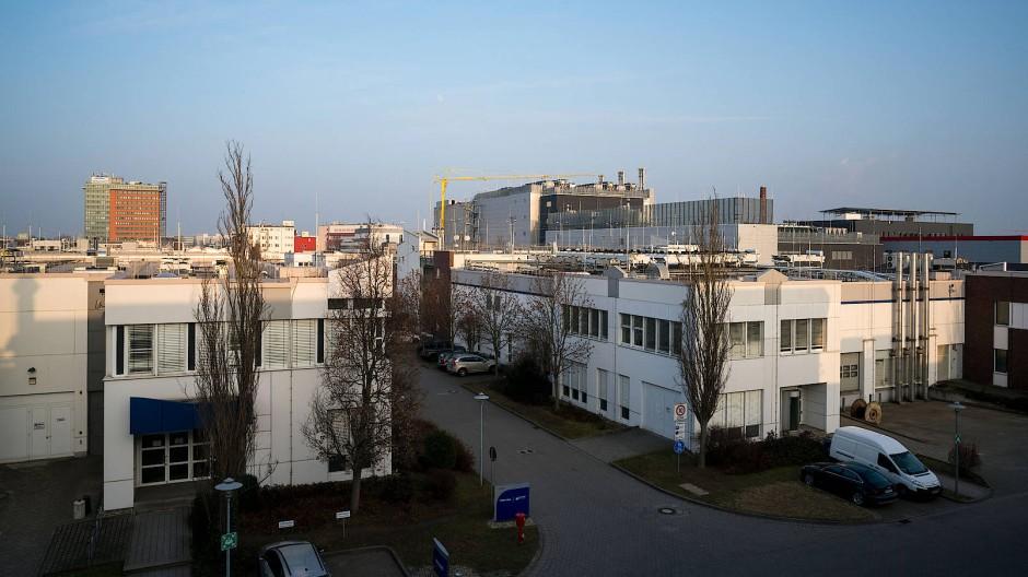 Besitzerwechsel: Datacenter-Campus von Interxion im Osten von Frankfurt