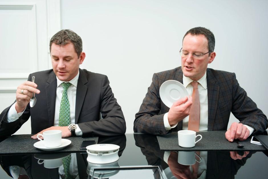 Oberbürgermeister Michael Ebling & Sven Gerich im Interview