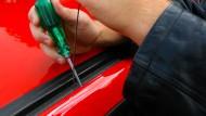 Autodiebe gehen Polizei in der Wetterau ins Netz