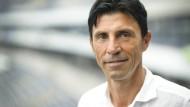 Seit 2011 bei der Eintracht: Sportdirektor Bruno Hübner