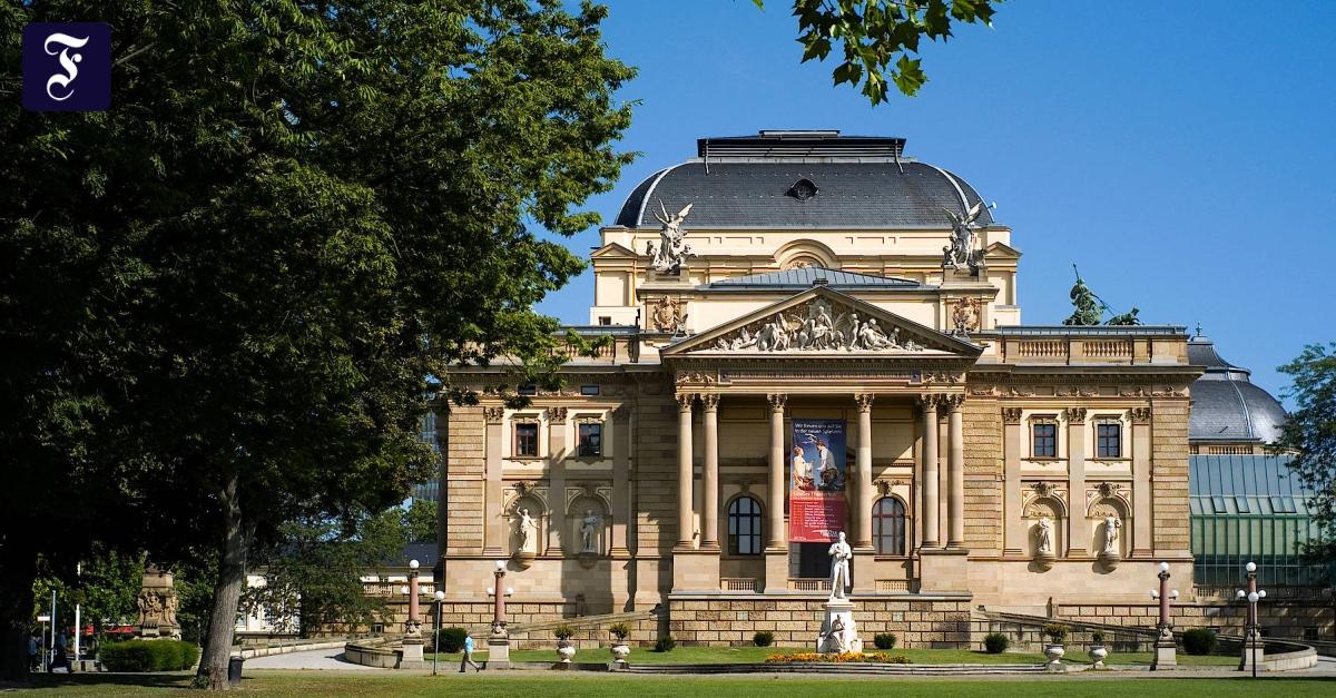 Staatstheater Wiesbaden bis Sonntag geschlossen