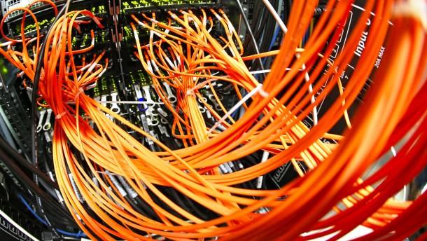 Schnelle Datenübertragung flächendeckend