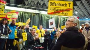 Offenbach muss Fluglärm in Randstunden dulden
