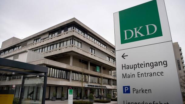 DKD-Kinderklinik in Gefahr