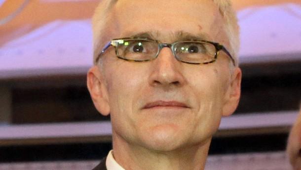 Ein Hesse soll Interpol leiten