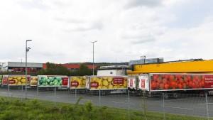 Baustopp für Rewe-Zentrum in Wölfersheim