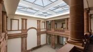 Neue alte Schönheit: Im Inneren und an der Fassade des Jügelhauses wurden viele historische Details rekonstruiert.