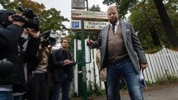 Frankfurter Rennklub gibt Widerstand auf