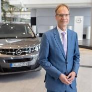 Opel-Kapitän: Firmenchef Michael Lohscheller trimmt den Autobauer weiter auf Rendite