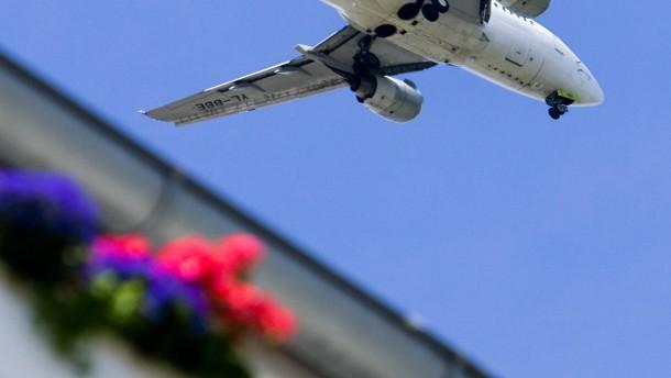Neues System für Anflug soll Lärm reduzieren