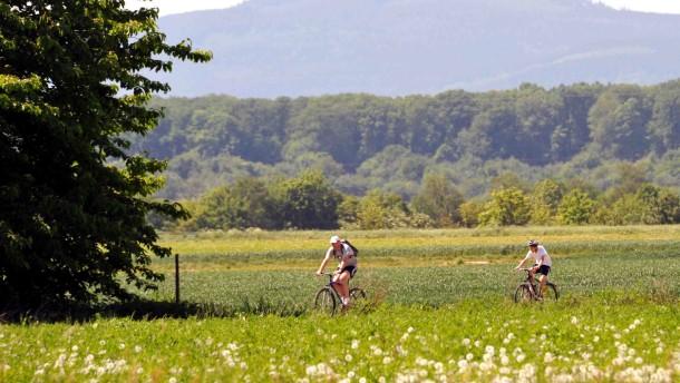 Auf dem Rad durch den Odenwald