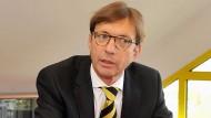 Der neue Präsident: Wolf Mang, Unternehmer aus Obertshausen, führt seit der vergangenen Woche die Vereinigung der hessischen Unternehmerverbände.