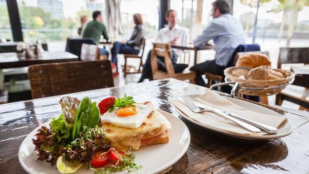 Besser frühstücken in Frankfurt