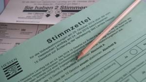 Wie entscheiden die Hessen über die Verfassungsreform?