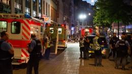 Waffenverbotszone in Wiesbaden gefordert