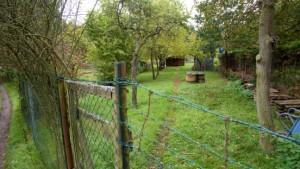 Zäher Kampf gegen Zäune und Hütten