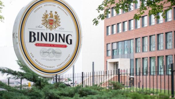 Auch in Frankfurt ist Binding kein Selbstläufer mehr
