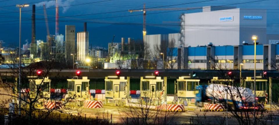 Industriepark Höchst Alarm Aktuell