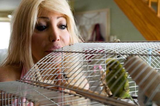 """Bilderstrecke zu: """"Miss Barbie Angela Vollrath: Für immer"""