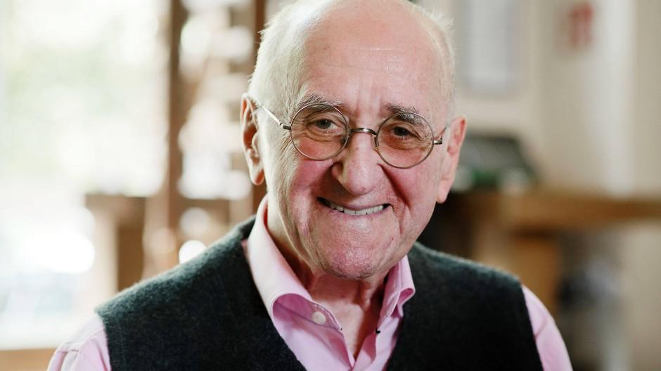 TV-Legende: Alfred Biolek ist gestorben.
