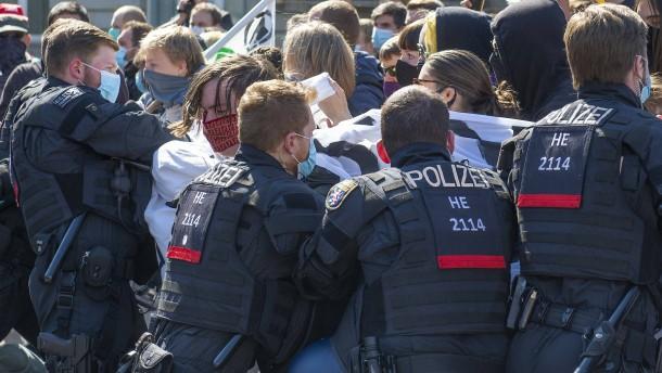 Frankfurt Aktuell Polizei
