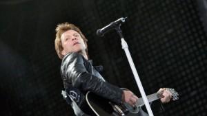 Jon Bon Jovi rockt die Frankfurter Arena