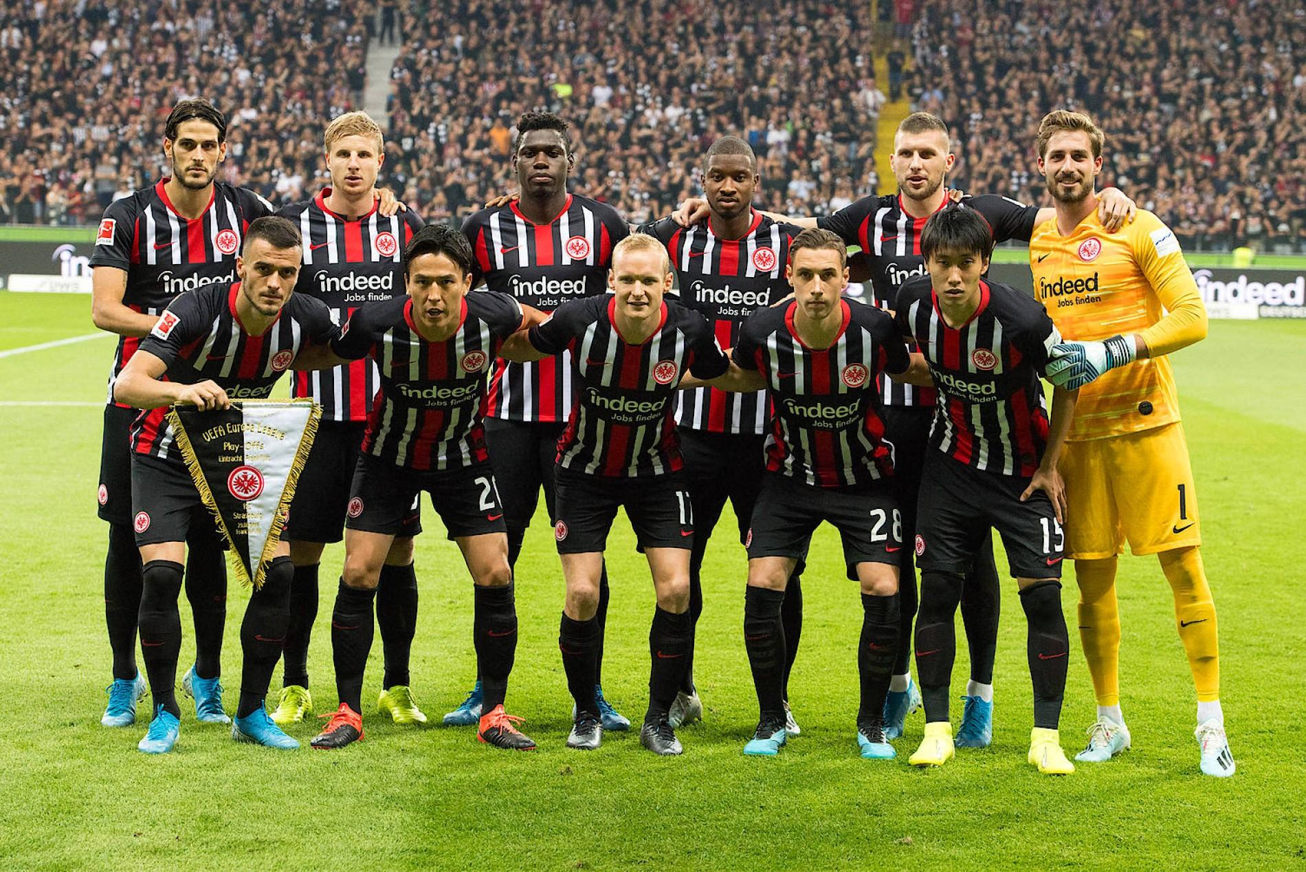 Eintracht Frankfurt macht Millionen-Rekordumsatz