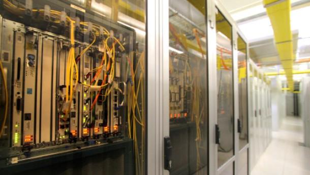 Internetknoten in Frankfurt wird weiter ausgebaut