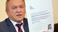 Polizei weist Vorwürfe Pipas zurück