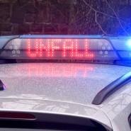 Stopp: Auf der A60 bei Rüsselsheim staut sich der Verkehr nach einem Unfall mit drei Fahrzeugen