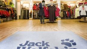Jack Wolfskin - Der Idsteiner Outdoor-Ausrüster wächst kräftig trotz des harten Wettbewerb in der Branche.