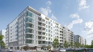 """Bau des """"Hafenpark-Quartiers"""" beginnt"""