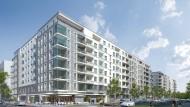 Bau des Hafenpark-Quartiers beginnt