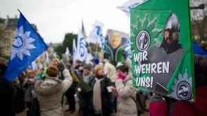 Scharfe Kritik an Schwarz-Grün