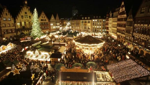 weihnachtsm rkte in hessen frankfurt durchwachsen kassel zufrieden hessen faz. Black Bedroom Furniture Sets. Home Design Ideas
