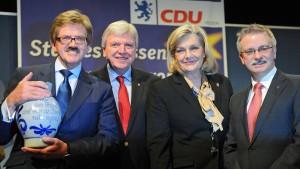 Mann und Gahler führen CDU bei Europawahl