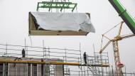 240.000 zusätzliche Wohnungen in Rhein-Main durch Aufstockung möglich