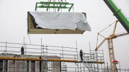 Zehntausende zusätzliche Wohnungen durch Aufstockung möglich