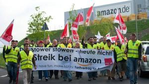 Verdi weitet Amazon-Streiks auf Bad Hersfeld aus