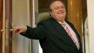 Er geht - wohin, steht noch nicht fest: der CDU-Politiker Jürgen Banzer