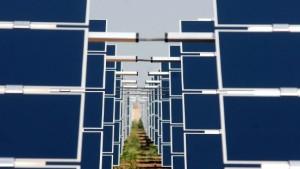 Strom aus Wind und Sonne für eine Kleinstadt
