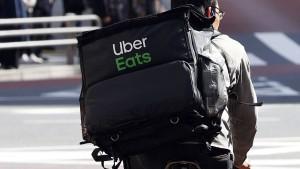 Uber fährt künftig auch Essen aus