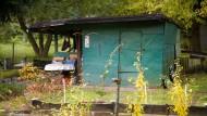 Gartenhütte an bis zu zehn Personen vermietet