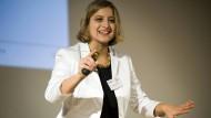 Zu Gast bei Accenture: Wissenschaftlerin Isabell Welpe