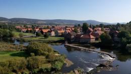 Fünf innerdeutsche Grenzorte