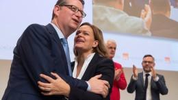 Hessen-SPD will stärkste Kraft im Land werden