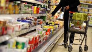 Inflationsrate steigt auf 1,6 Prozent